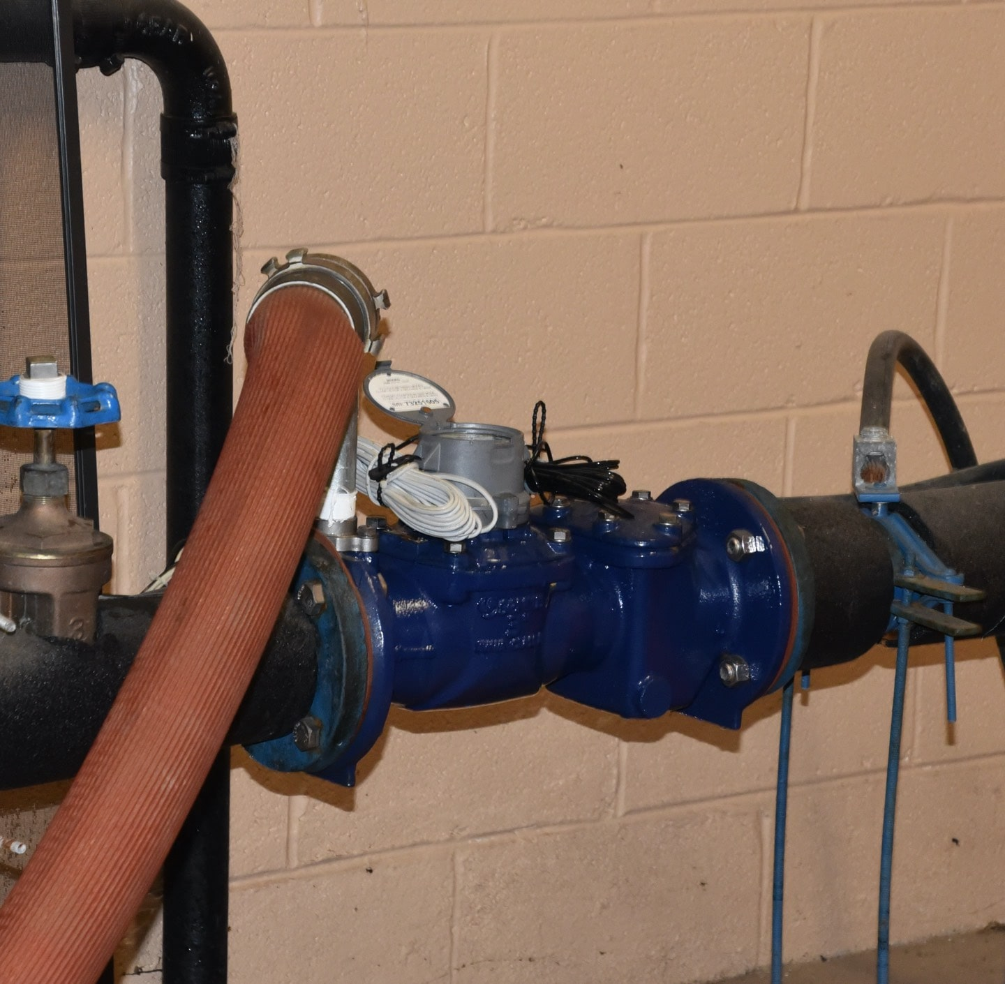 ME Simpson has the gauges, hoses and technology to provide efficient water management for you business.