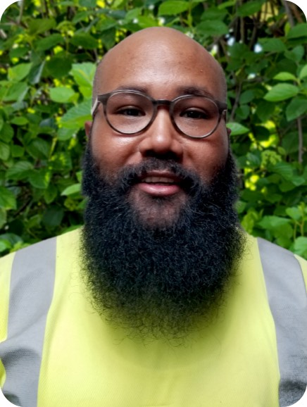 Our team has the decades of experience for water management such as ME Simpson Assistant Operations Manager Chris Hughley Jr.